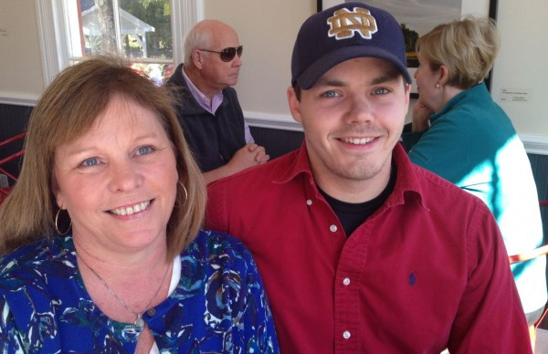 Sheila Ryan and her son Sean will be opening Crosstown Pub soon in Downtown Cary