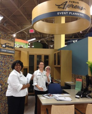 Event Planning at Publix can coordinate your party