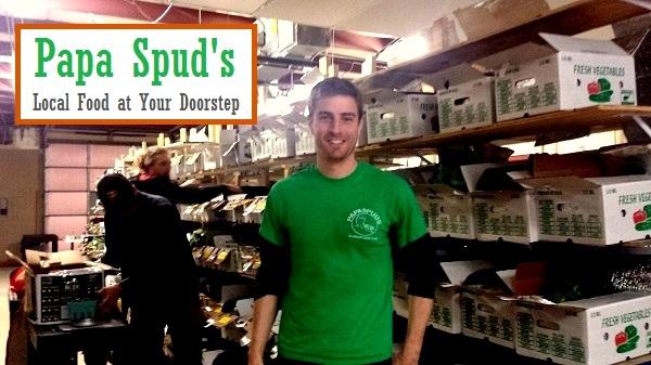 Papa Spud's