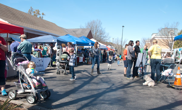 Downtown Cary Food & Flea