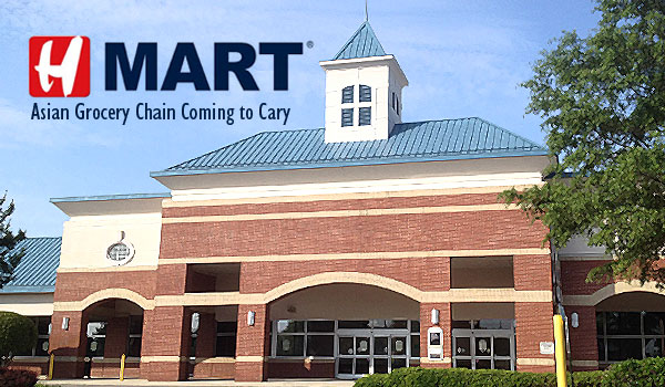 Food cary h mart asian grocery chain to open in cary for An cuisine cary nc