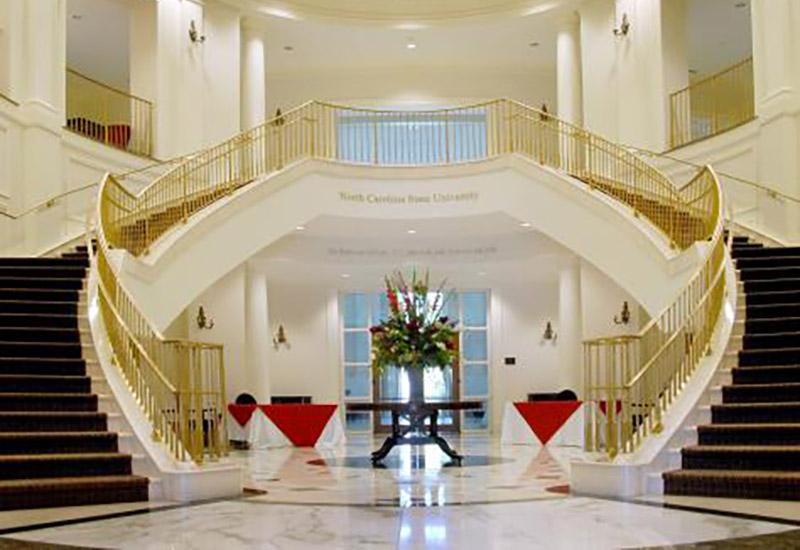 The Dorothy and Ray Park Alumni Center