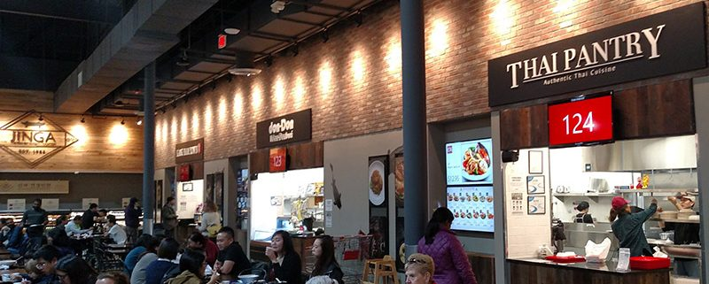 Food Cary | A Guide to HMart's Restaurants