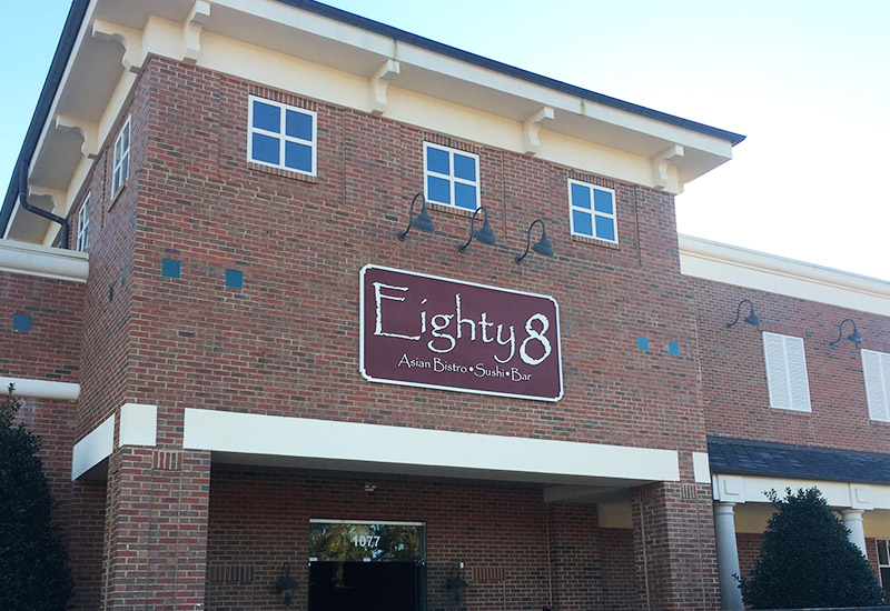 Food Cary Eighty8 Brings Fusion Dining To Cary
