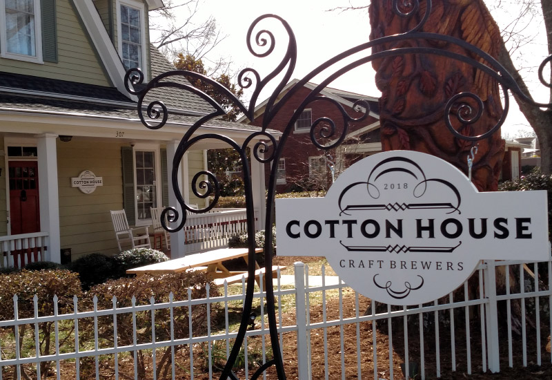 Cotton House Cary