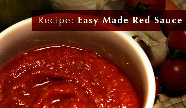 recipe-red-sauce