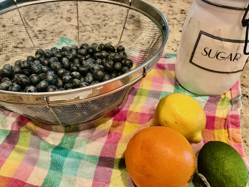 Blueberry Marmalade Use Your Summer Harvest Food Cary